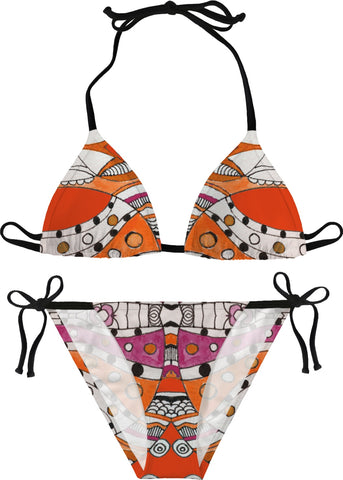 'Juicy June Pumpkin' Bikini