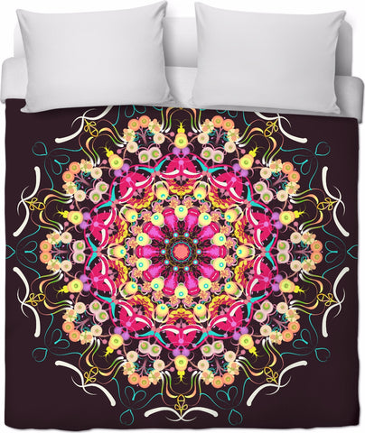 'Mandala 17' Duvet Covers