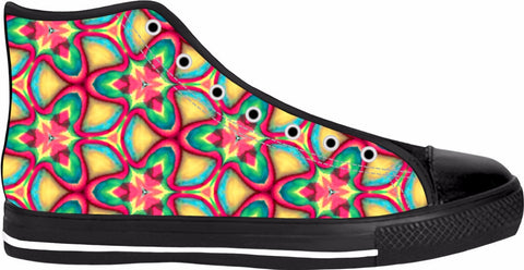 Far Out Dudette Hightop Sneakers