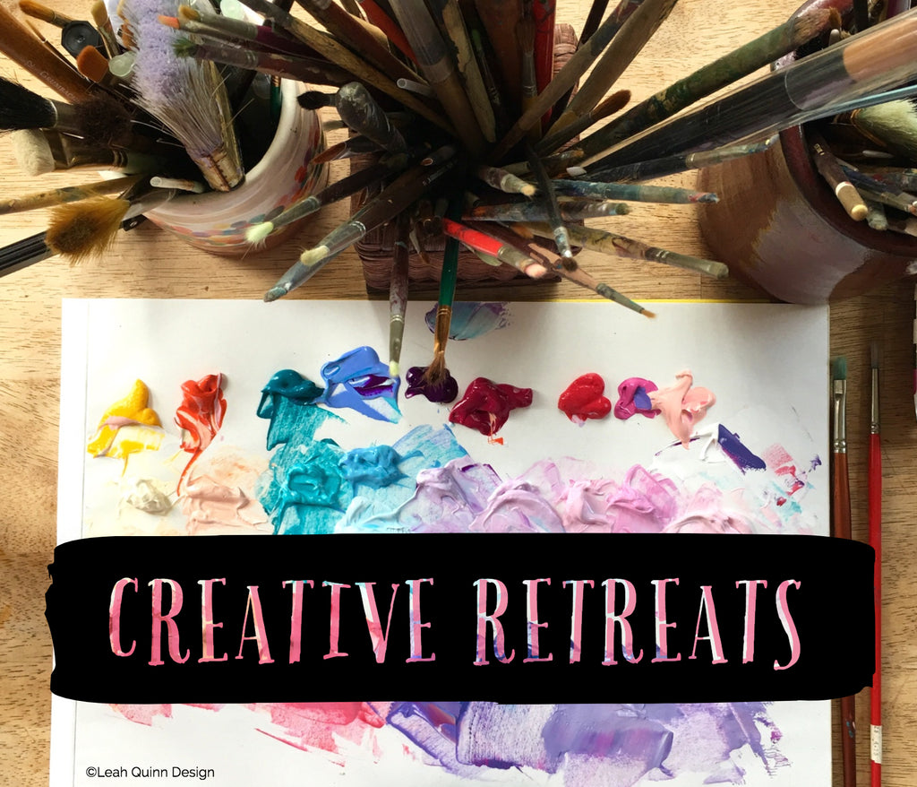 Creative Retreat Weekends at Heart and Soul Apothecary