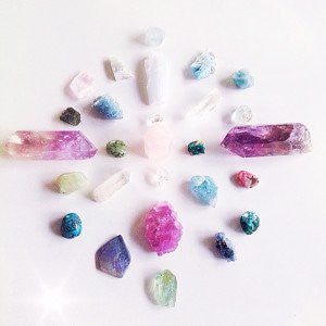 Creating Crystal Grids Workshop Friday February 24th