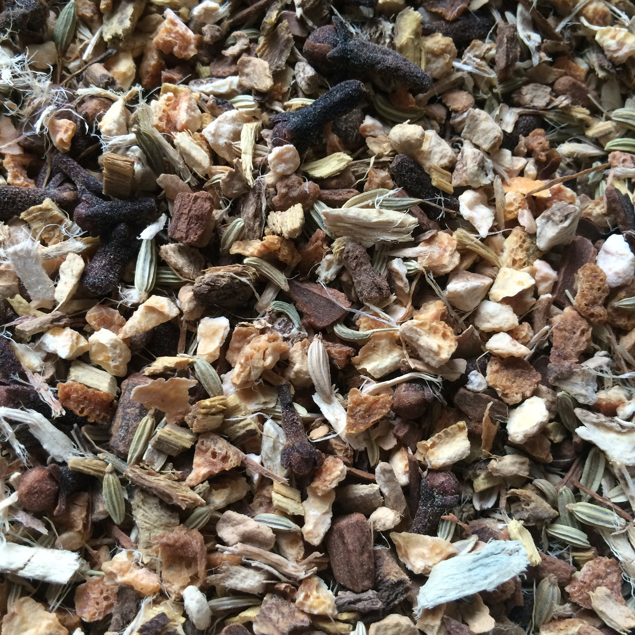 how to make loose leaf tea blends