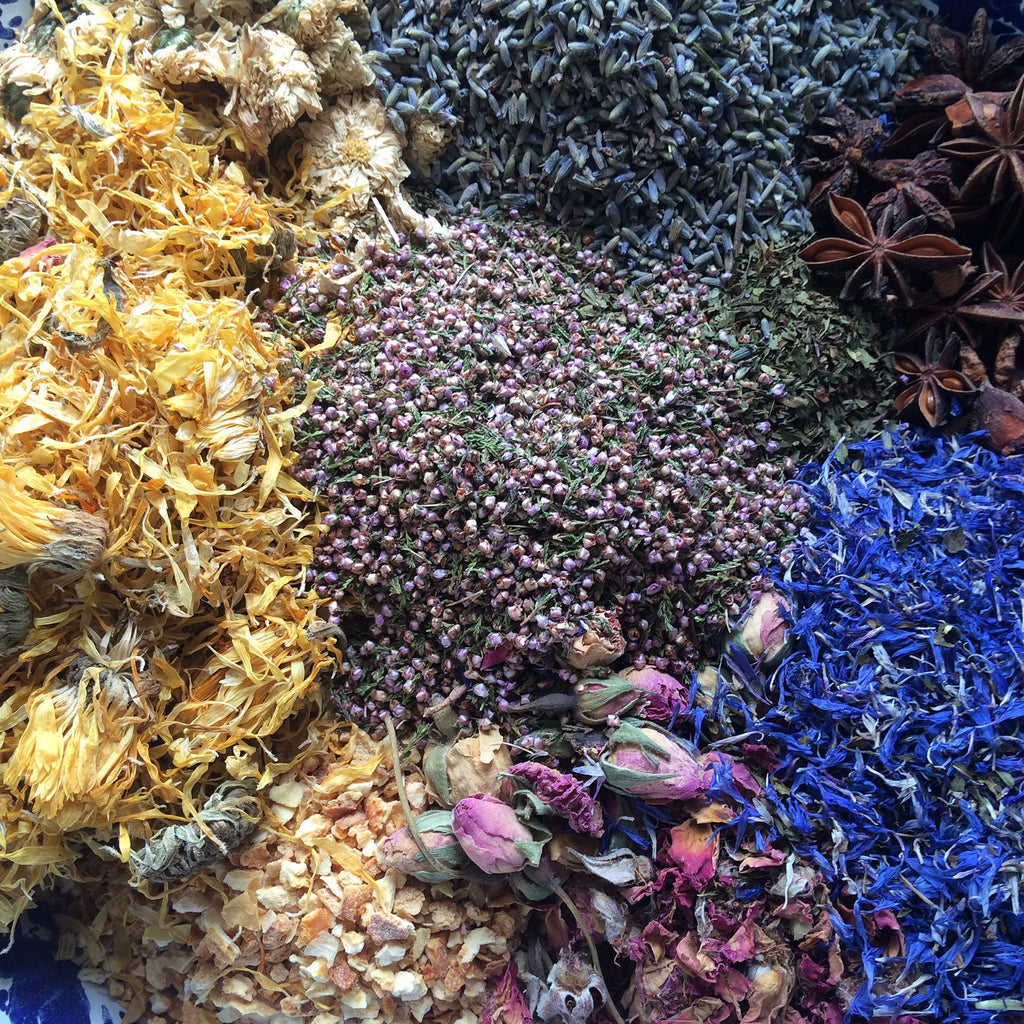 Additional Loose Leaf Tea Blends - made by Heart and Soul Apothecary