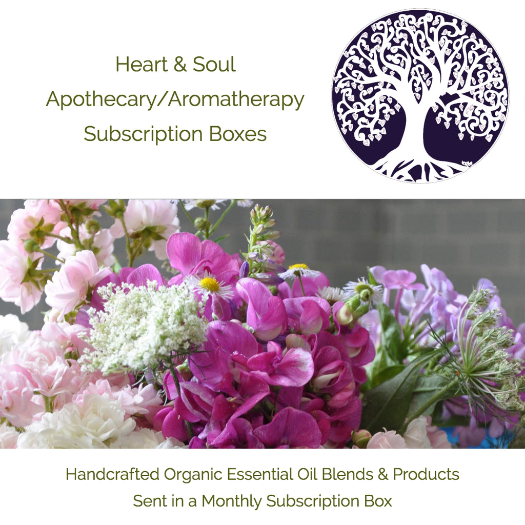 Apothecary & Aromatherapy Subscription Box