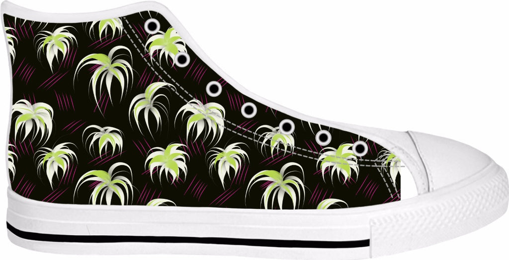 Air Plant High Top Sneakers
