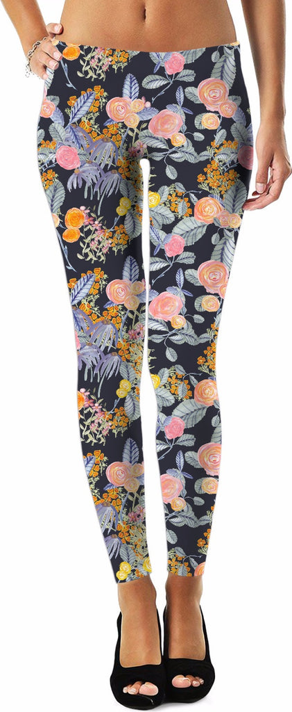 Gertie's Garden Leggings