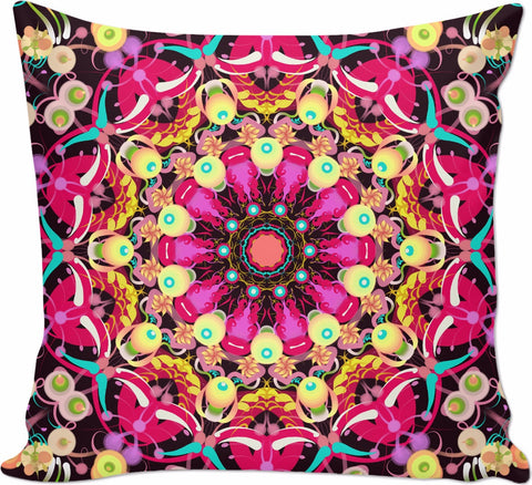 Mandala Love No. 19 Pillow