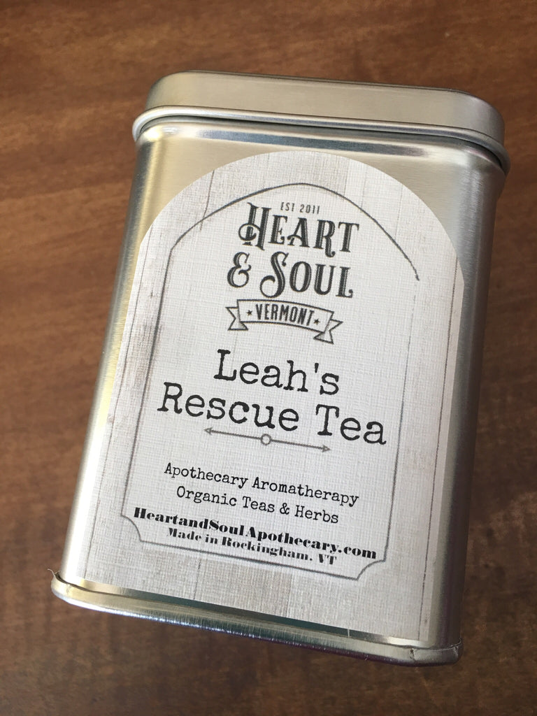 Leah's Rescue Tea