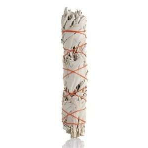 White Smudge Sticks - 8 inches long