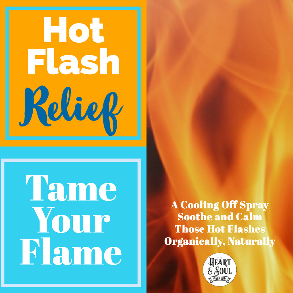 Tame Your Flame - Hot Flash Relief Body Mist