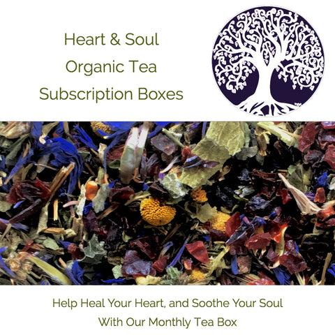 Organic Tea Subscription Box