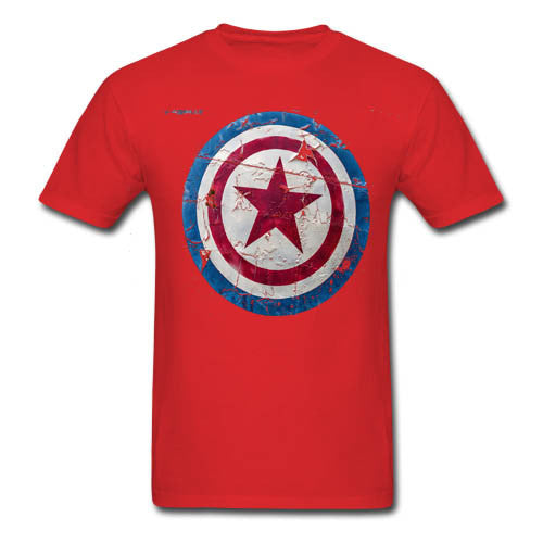 Captain Red Tee