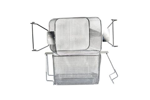 Crest CP1100 Stainless Steel Mesh Basket - Ultrasonic Accessory