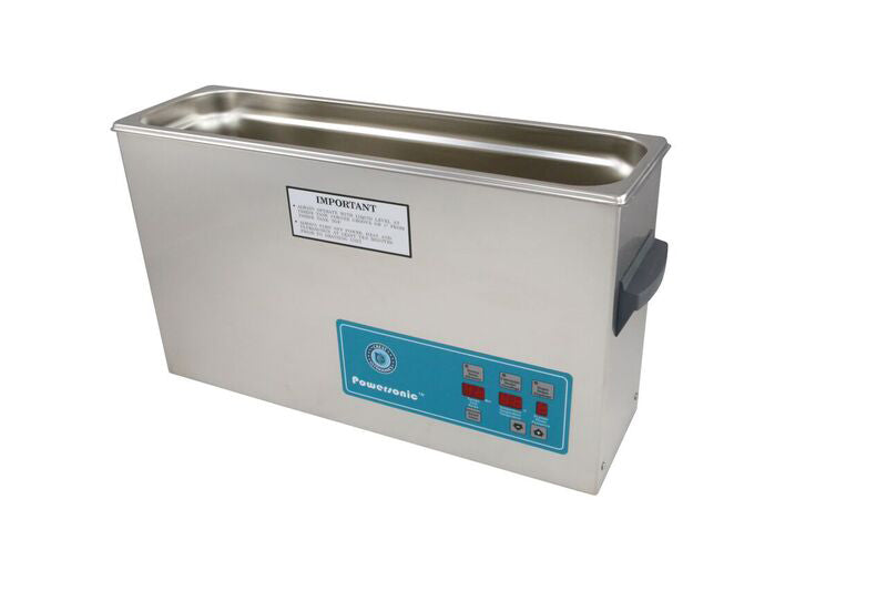 Crest Powersonic P1800 Ultrasonic Cleaner