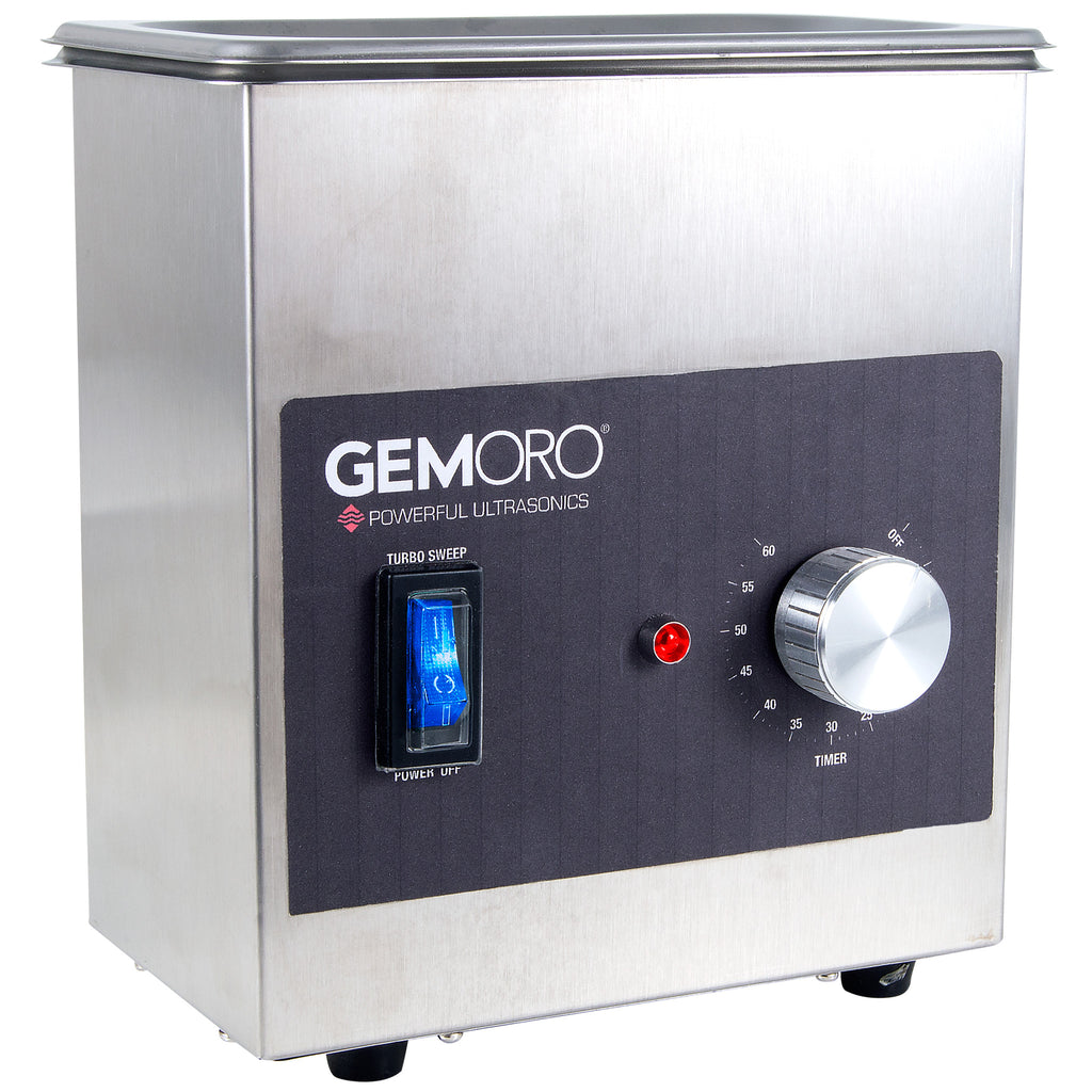 Gemoro 1.5 PT Ultrasonic Cleaner
