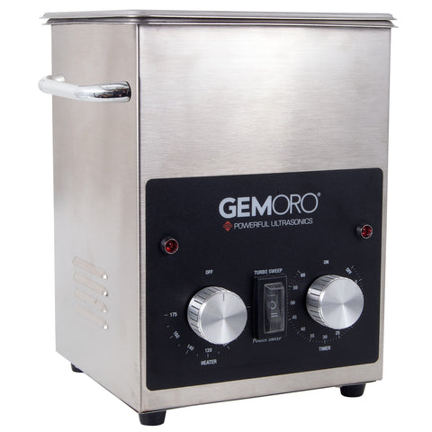 Gemoro 2QTH Ultrasonic Cleaner
