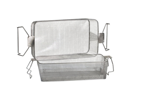 Crest CP1800 Stainless Steel Mesh Basket - Ultrasonic Accessory