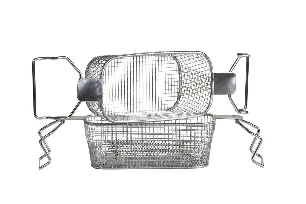 Crest CP230 Stainless Steel Mesh Basket - Ultrasonic Accessory