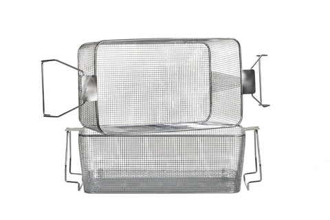 Crest CP2600 Stainless Steel Mesh Basket - Ultrasonic Accessory
