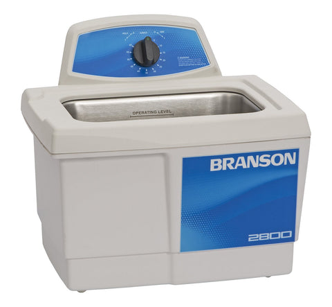 Branson 2800 Series Ultrasonic Cleaner - Ultrasonic Cleaner
