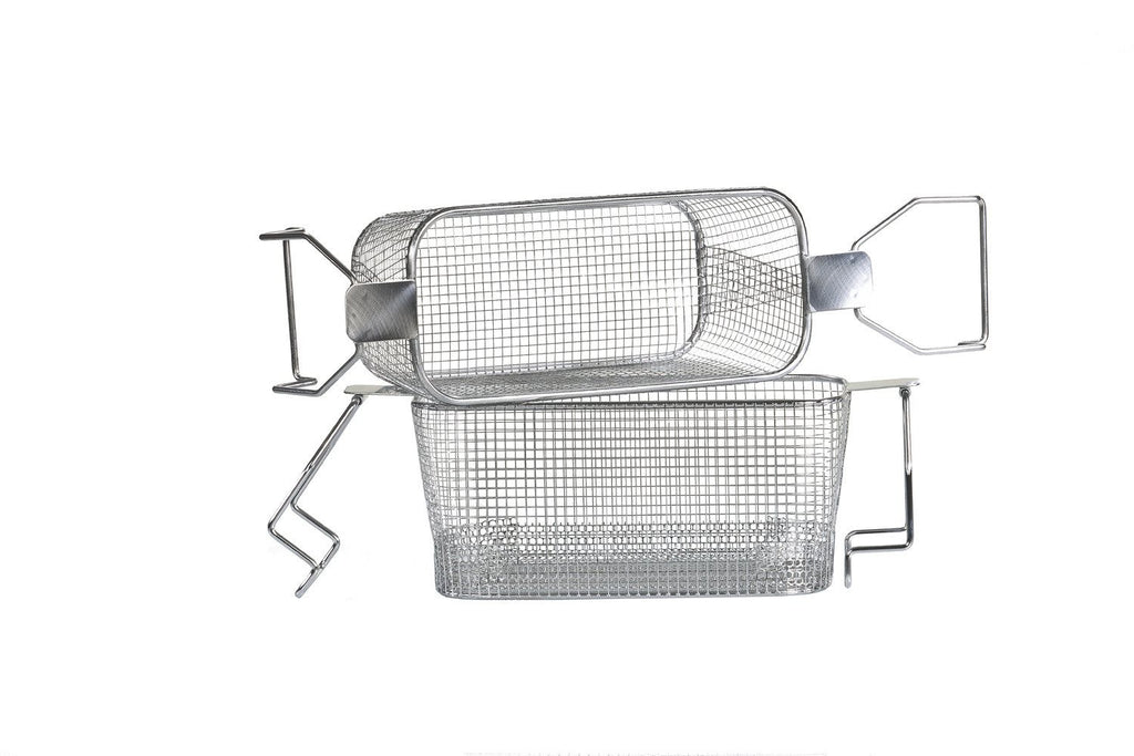 Crest CP500 Stainless Steel Mesh Basket - Ultrasonic Accessory