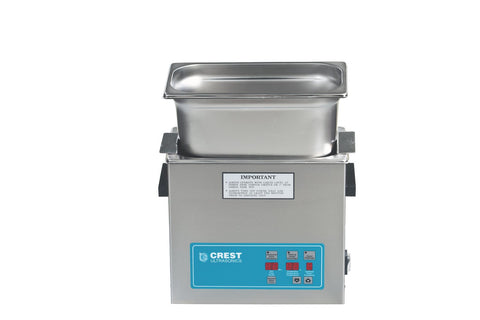 Crest CP500 Auxiliary Pan - Ultrasonic Accessory