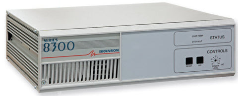 Branson Ultrasonic Generator, Series 8300