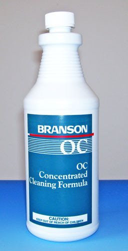 Branson OC Optical Cleaner - Chemical
