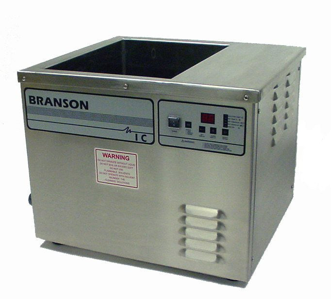 Branson IC-1216 (10 Gallons) - Ultrasonic Cleaner