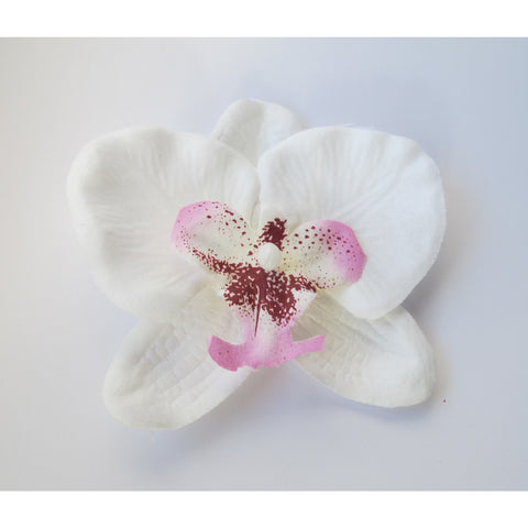 Micheline Orchid Hair Flower