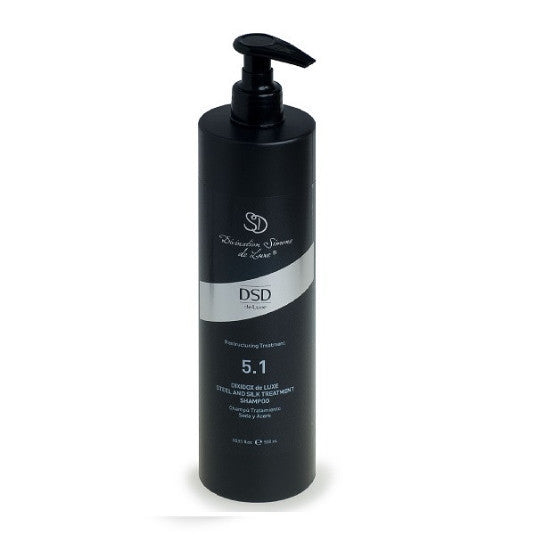 Dixidox de Luxe Steel & Silk Treatment Shampoo 5.1, 500ml - dsddeluxe