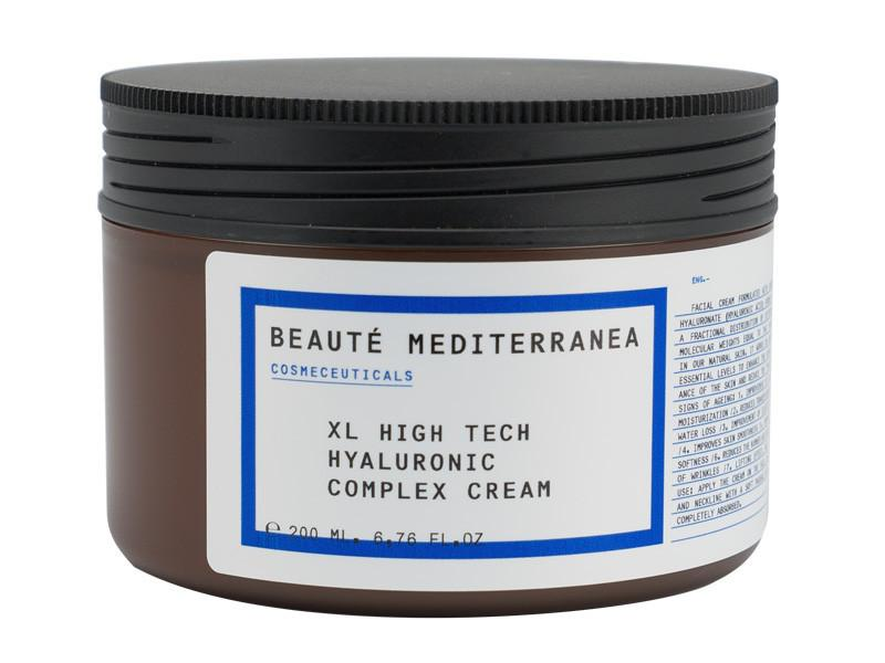 XL HIGH TECH HYALURONIC COMPLEX CREAM 200 ML - dsddeluxe