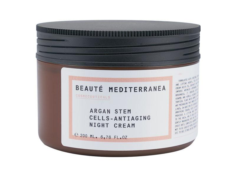 ARGAN STEM CELLS-ANTIAGING NIGHT CREAM 200 ML - dsddeluxe