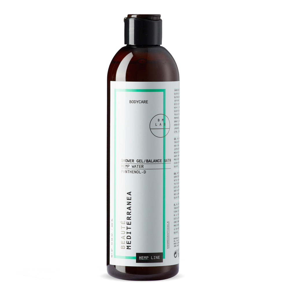 Hemp Line Shower Gel - Balance Bath - dsddeluxe