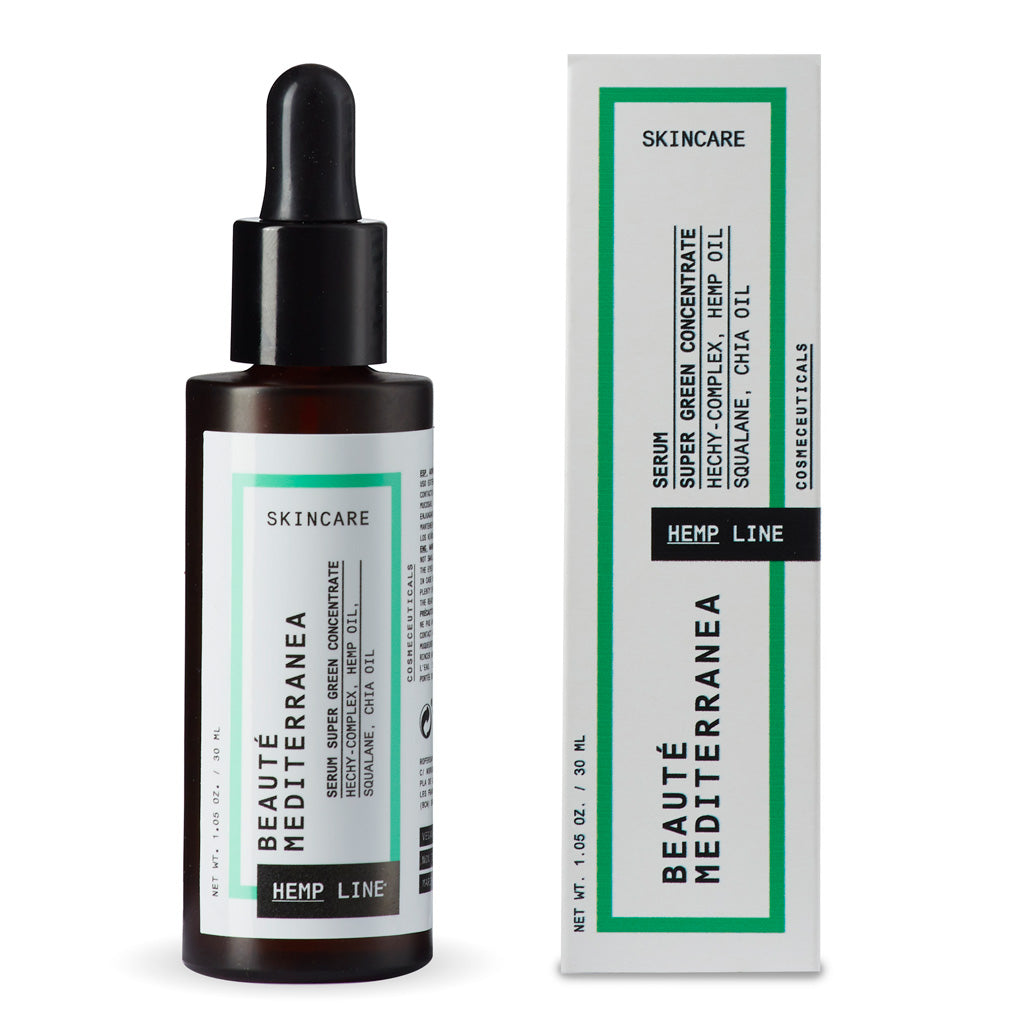 Hemp Line Serum - Super Green Concentrate - dsddeluxe