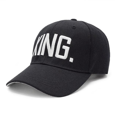 Couples 2019 King Queen Baseball Cap KING 2