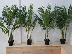 Artificial Areca Palm Tree (Height: 120cm) - AL15070