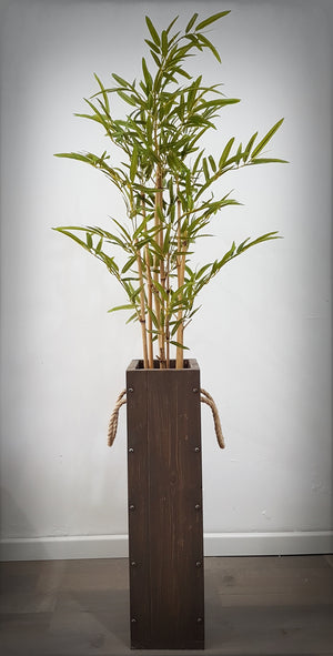 Small Artificial Bamboo (Height: 95cm) - AL16070
