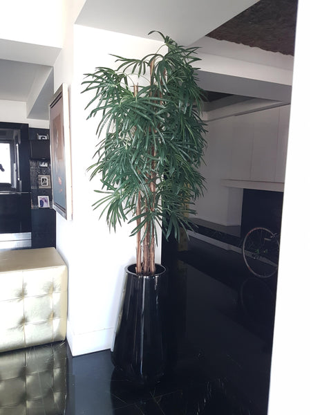 Artificial Rhapis Excelsa (Height: 180cm) - 25005-180