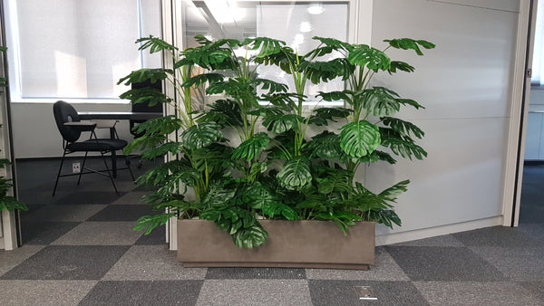 Artificial Monstera Plant (120cm) - AL16142