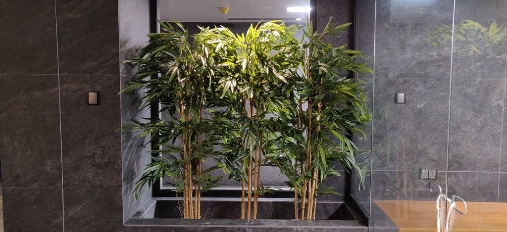 Large Artificial Bamboo (Height: 180cm) - AL15096