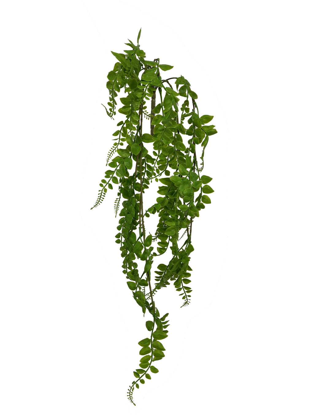 Artificial hanging fern (Length: 80cm) - With UV protection | BG055