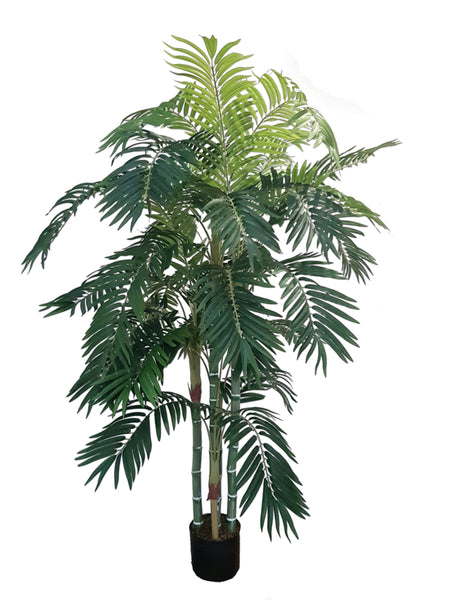 Large Artificial Areca Palm tree (Height: 180cm) - AL15068