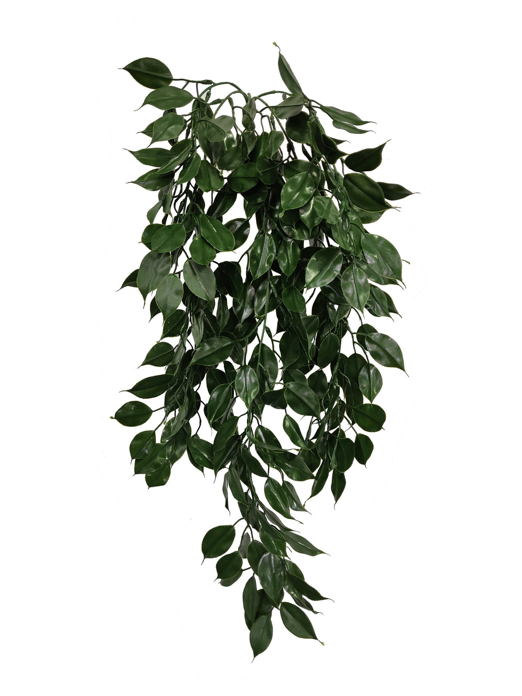 Artificial hanging philodendron (Length: 80cm) - With UV protection | BG047