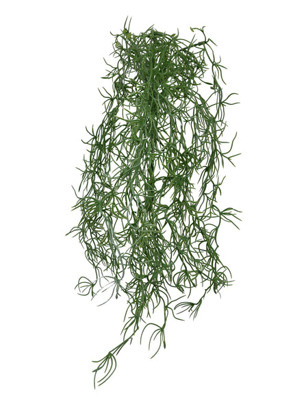 Artificial hanging Spanish Moss (Length: 65cm) - With UV protection | BG042