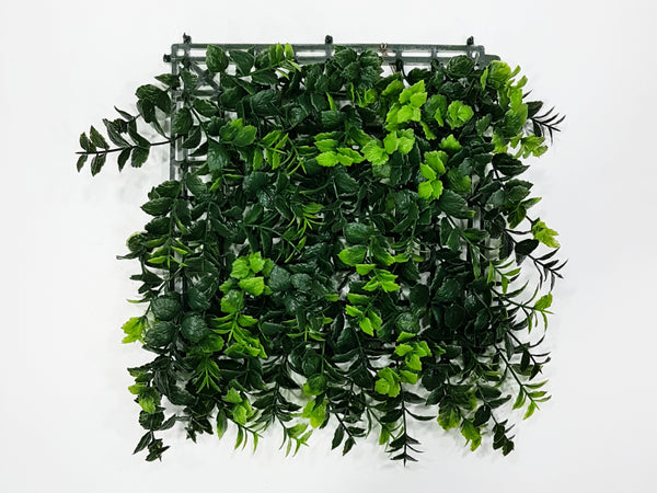Artificial New Growth Green Wall Panel (50cmx50cm) - A019