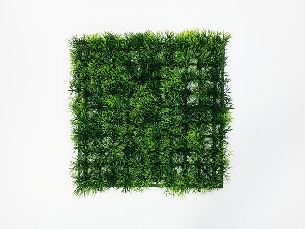 Artificial Green Grass Wall (50cmx50cm)