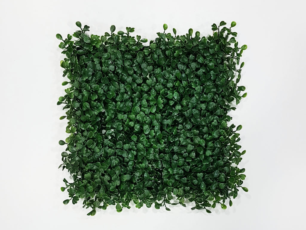 Artificial Deluxe Green Wall Panel (50cmx50cm) - A001