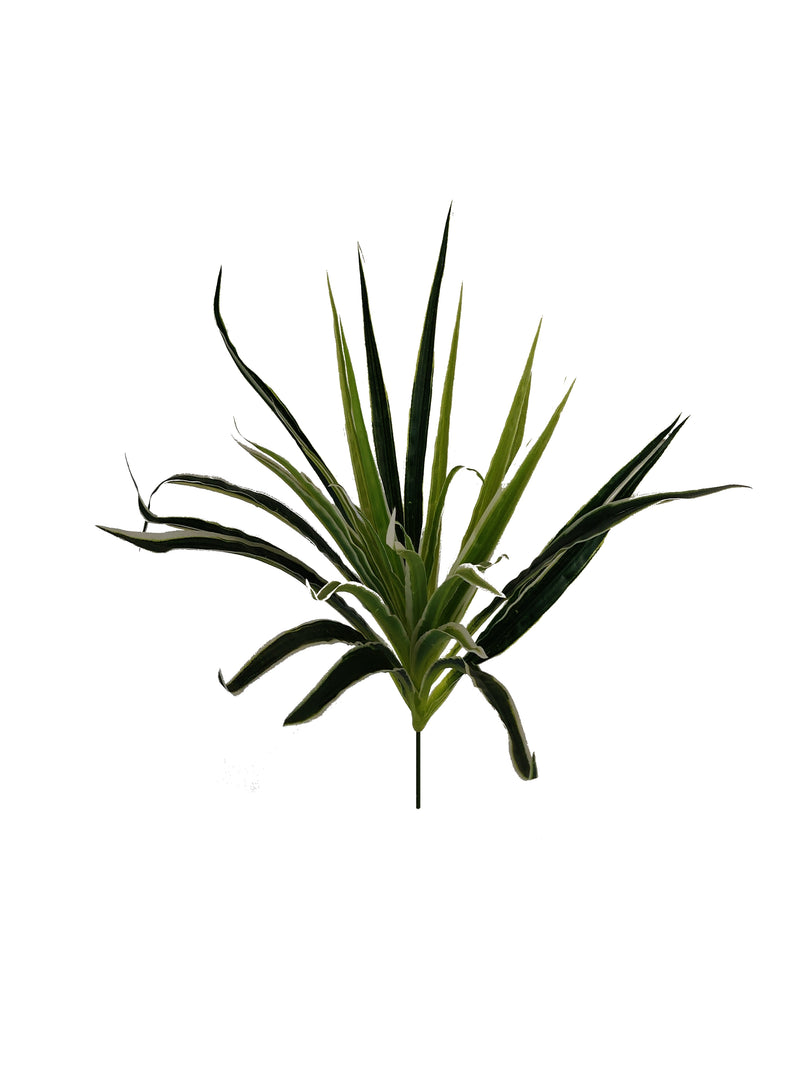 Artificial Chlorophytum branch (Length: 25cm) - DS21