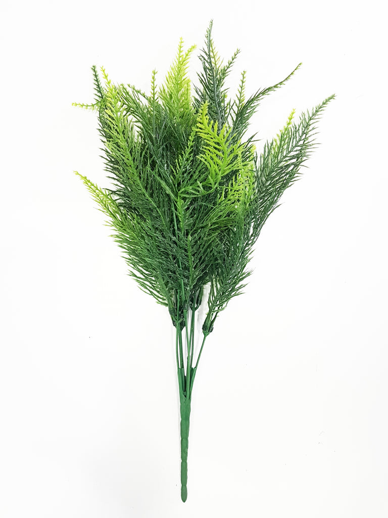 Artificial cypress branch - G0680D028 (Length: 35cm)